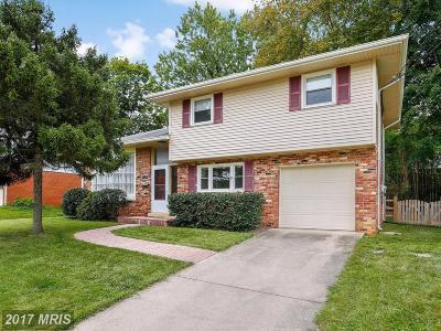 Bethesda Single Family Home For Sale: 8706 Bradmoor Drive