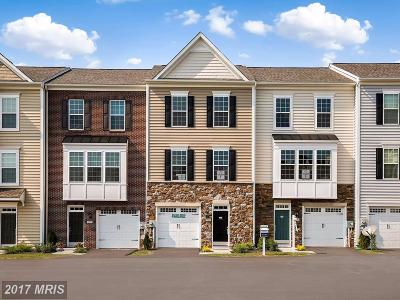 Poolesville Townhouse For Sale: 19555 Wootton Avenue