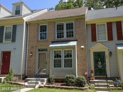 Burtonsville Townhouse For Sale: 3944 Angelton Court