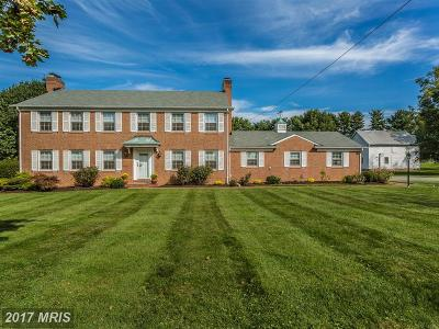Gaithersburg Single Family Home For Sale: 7101 Brink Road