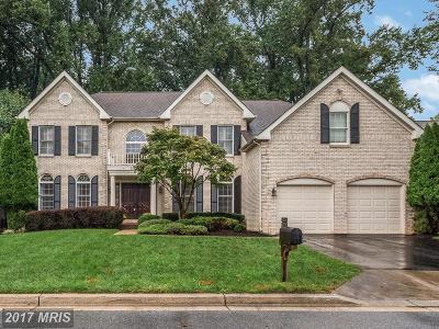 Gaithersburg Single Family Home For Sale: 112 Fox Trail Terrace