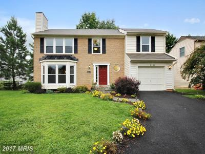 Brookeville, Olney Single Family Home For Sale: 18036 Rocky Ridge Lane