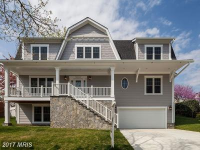 Bethesda Single Family Home For Sale: 9804 Belhaven Road