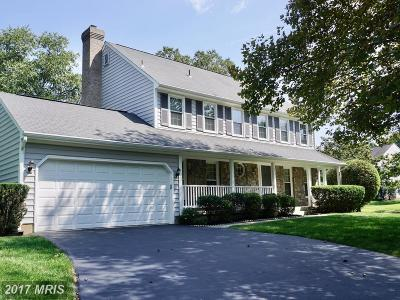Gaithersburg Single Family Home For Sale: 12556 Carrington Hill Drive