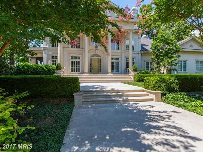 Potomac Single Family Home For Sale: 8600 York Manor Way