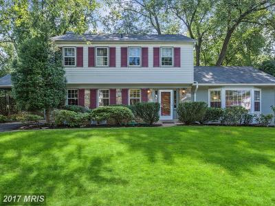 Rockville MD Single Family Home For Sale: $625,000