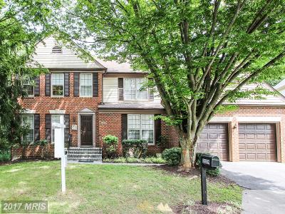 Silver Spring Single Family Home For Sale: 13229 Osterport Drive