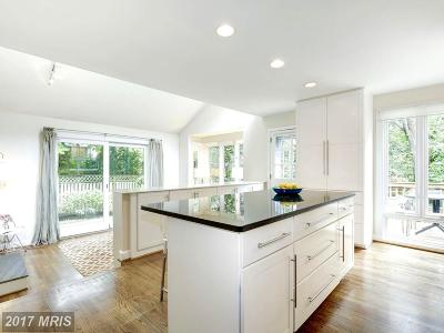 Bethesda Single Family Home For Sale: 5301 Wakefield Road