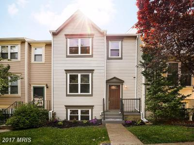 Silver Spring Townhouse For Sale: 41 Kinsman View Circle
