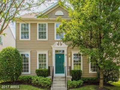 Germantown Single Family Home For Sale: 19481 Rayfield Drive