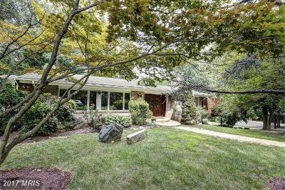 Single Family Home For Sale: 7713 Arrowood Court