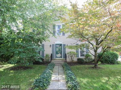 Gaithersburg Townhouse For Sale: 9800 Maple Leaf Drive