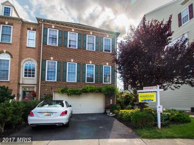 Gaithersburg Townhouse For Sale: 103 Swanton Lane