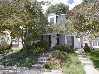 Brookeville, Olney Townhouse For Sale: 17522 Longview Lane