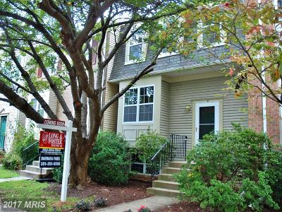 Gaithersburg Townhouse For Sale: 6 Lazy Hollow Way