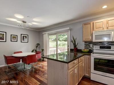 Rockville Townhouse For Sale: 526 Meadow Hall Drive #B526