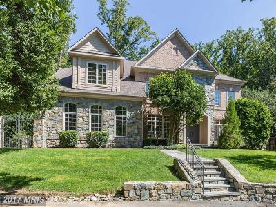 Bethesda Single Family Home For Sale: 7117 Heathwood Court