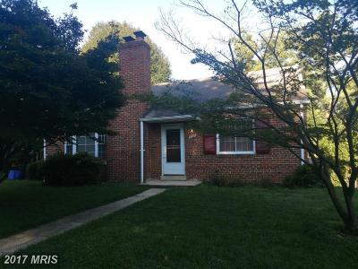 Kensington Single Family Home For Sale: 10024 Cedar Lane E