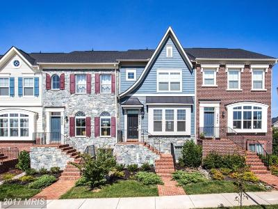 Clarksburg Townhouse For Sale: 22492 Newcut Road