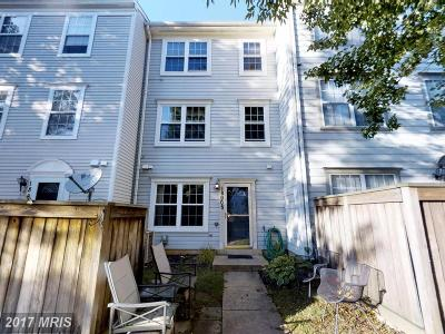 Germantown MD Townhouse For Sale: $245,000