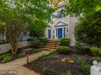 Gaithersburg Single Family Home For Sale: 108 Thurgood Street