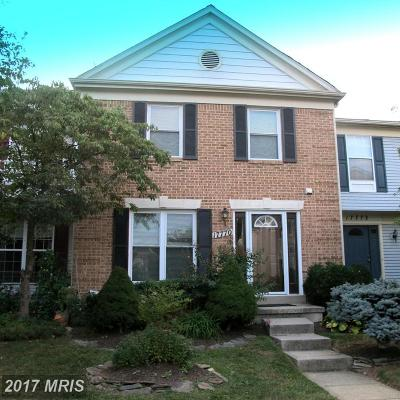Brookeville, Olney Townhouse For Sale: 17770 Chipping Court