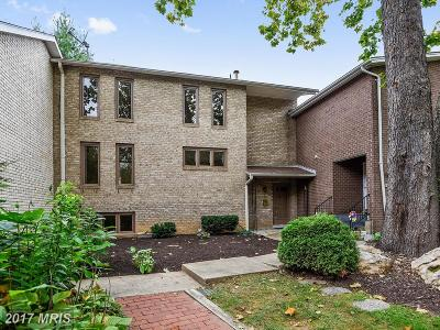 Rockville Townhouse For Sale: 2 Guy Court