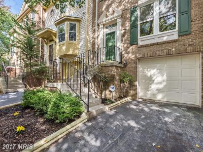 Gaithersburg Townhouse For Sale: 107 Leafcup Road