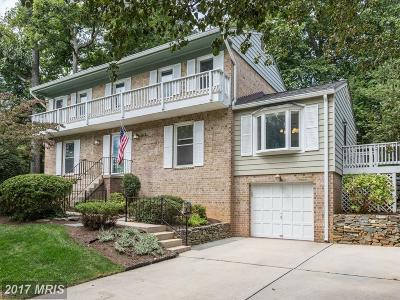 Rockville MD Single Family Home For Sale: $659,000