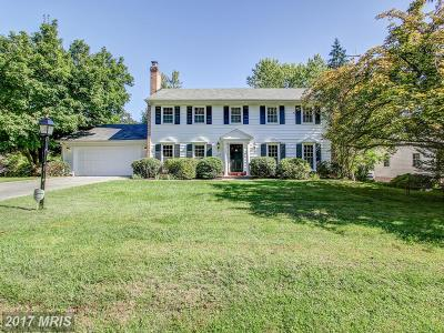 Potomac Single Family Home For Sale: 9105 Rouen Lane