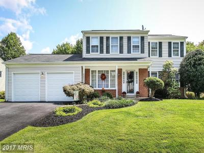Brookeville, Olney Single Family Home For Sale: 18413 Wachs Terrace