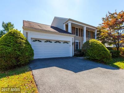 Derwood Single Family Home For Sale: 7740 Epsilon Drive