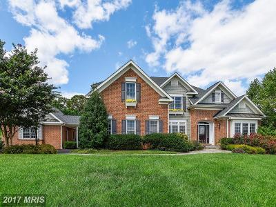 Clarksburg Single Family Home For Sale: 24018 Burnt Hill Road