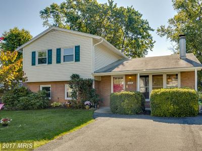 Gaithersburg Single Family Home For Sale: 115 Water Street