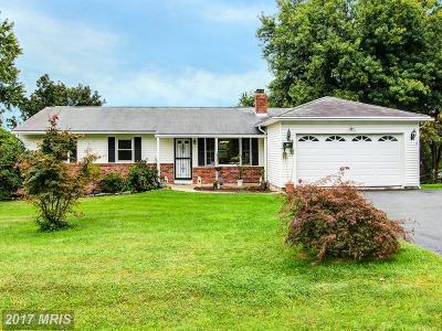 Clarksburg Single Family Home For Sale: 12404 Fountain Drive