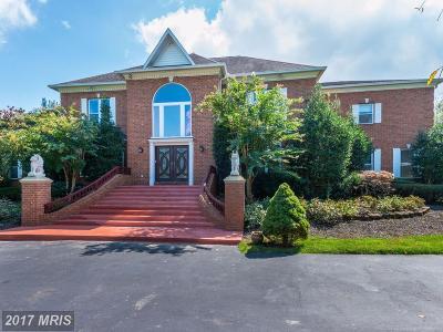 Potomac Single Family Home For Sale: 12821 Travilah Road