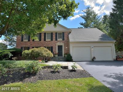 Potomac Single Family Home For Sale: 12417 Frost Court
