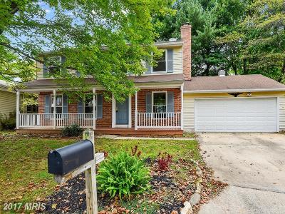 Germantown Single Family Home For Sale: 13425 Tilford Court