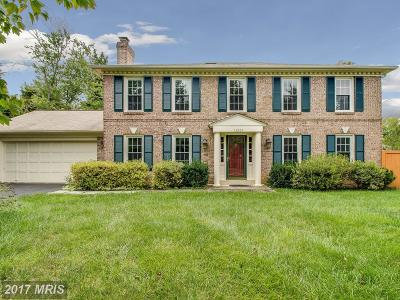 Rockville MD Single Family Home For Sale: $549,900