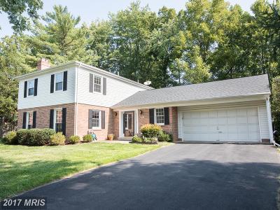 Potomac Single Family Home For Sale: 8827 Tuckerman Lane