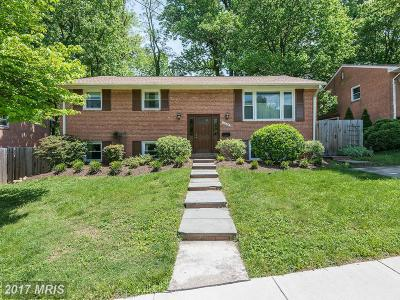 Silver Spring Single Family Home For Sale: 11605 Connecticut Avenue