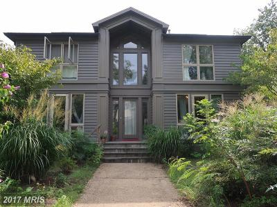 Bethesda Single Family Home For Sale: 7100 Exfair Road