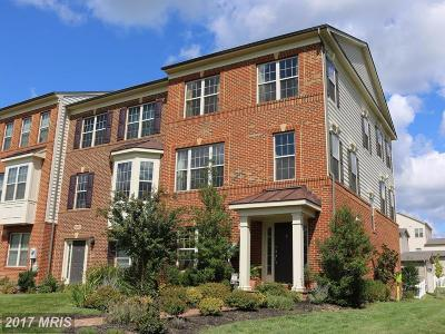 Silver Spring Townhouse For Sale: 1201 Poplar Run Drive