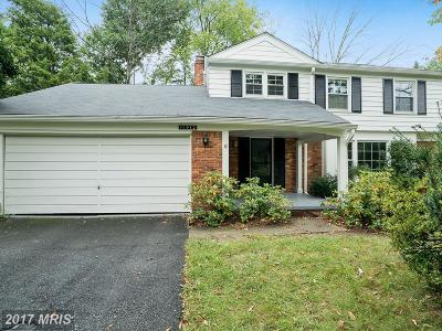 Upper Marlboro, Laurel, Rockville, Silver Spring Single Family Home For Sale: 11013 Gainsborough Road