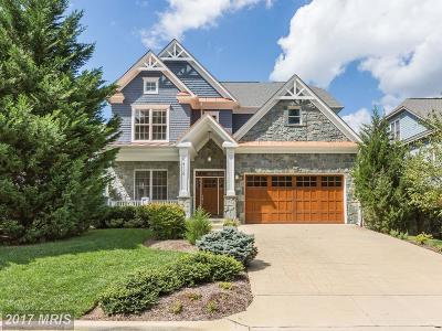 Bethesda Single Family Home For Sale: 5110 Saratoga Avenue