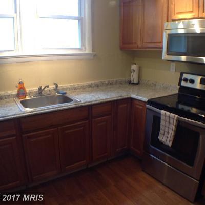 Takoma Park Single Family Home For Sale: 7404 Birch Avenue