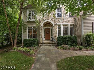 Bethesda Single Family Home For Sale: 5813 Grosvenor Lane
