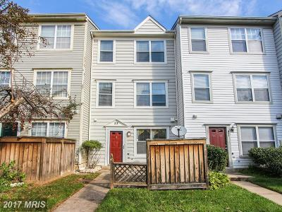 Germantown Single Family Home For Sale: 23 Highstream Court #1024
