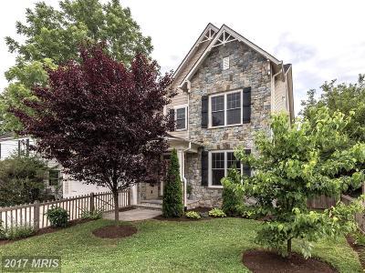 Kensington Single Family Home For Sale: 3708 Farragut Avenue