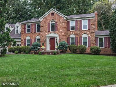 Gaithersburg Single Family Home For Sale: 12212 Bayswater Road